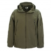 COMBATE VIRTUAL SOFTSHELL JACKET ARMY GREEN