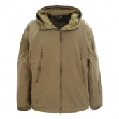 COMBATE VIRTUAL SOFTSHELL JACKET COYOTE BROWN