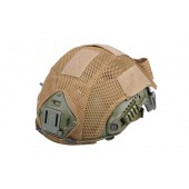 GF TACTICAL FAST TYPE HELMET COVER - TAN