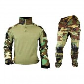 JS-TACTICAL COMBAT SUIT JS-WARRIOR - MULTICAM