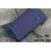 BIG DRAGON M4 70 BBs MAGAZINE SHORT STYLE - BLACK