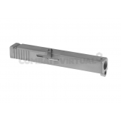 GUARDER MARUI-TYPE GLOCK 17 METAL SLIDE - SILVER