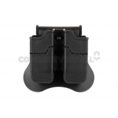 AMOMAX DOUBLE MAGAZINE POUCH FOR PX4/P30/USP/USP COMPACT
