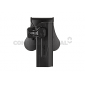AMOMAX PADDLE HOLSTER FOR WE/TM HI-CAPA SERIES - BLACK