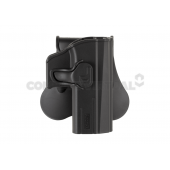 AMOMAX PADDLE HOLSTER FOR CZ P-07/P-09 - BLACK