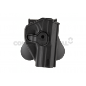 AMOMAX PADDLE HOLSTER FOR KWA USP/USP COMPACT - BLACK