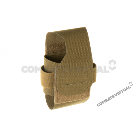 TEMPLAR'S GEAR RADIO POUCH - COYOTE BROWN