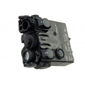 BLACKCAT AIRSOFT PEQ-15A DBAL-A2 LASER DEVICE - BLACK