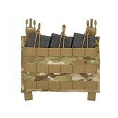 8FIELDS BUCKLE UP MAG POUCH PANEL MULTICAM