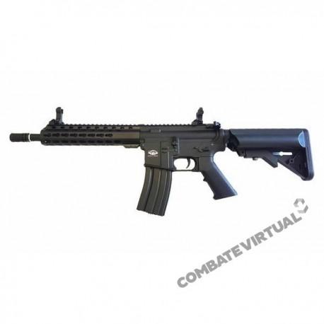 QINGLIU M4 CQB (QL-M4KM7) - BLACK