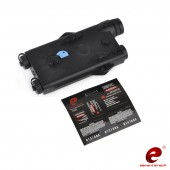 ELEMENT AN-PEQ2 BATTERY CASE (RED LASER VERSION) - BLACK