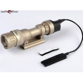 NIGHT EVOLUTION M952V LED WEAPONLIGHT - DARK EARTH