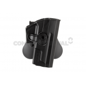 AMOMAX PADDLE HOLSTER FOR SIG SP2022 - BLACK