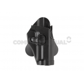 AMOMAX PADDLE HOLSTER FOR WE/KJW/TM P226 - BLACK