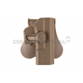 AMOMAX PADDLE HOLSTER FOR G19/ICS BLE-XAE - DARK EARTH