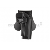 AMOMAX PADDLE HOLSTER FOR WE/KJW/KWA/TM M9 - BLACK