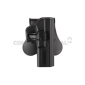 AMOMAX PADDLE HOLSTER FOR G17/KWA ATP/APS ACP - BLACK