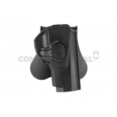 AMOMAX PADDLE HOLSTER FOR BERETTA PX4 STORM - BLACK