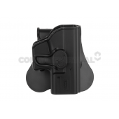 AMOMAX PADDLE HOLSTER FOR GLOCK 26/27/33 - BLACK
