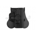 AMOMAX PADDLE HOLSTER FOR GLOCK 42 - BLACK