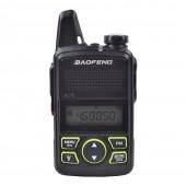 BAOFENG T1 MINI FM/UHF RADIO