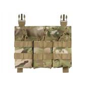 8FIELDS BUCKLE UP TRIPLE SR25/AR-10/M14/SCAR-H POUCH PANEL - MULTICAM