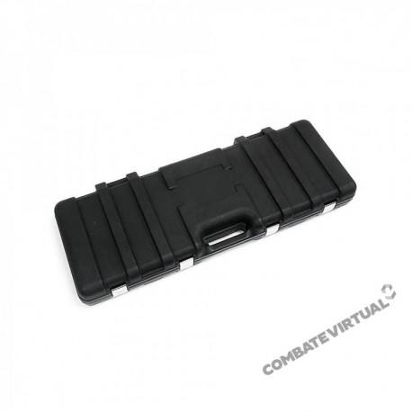 VFC LONG GUN BRIEFCASE (86 x 28 x 76 cm) - BLACK