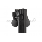 AMOMAX PADDLE HOLSTER FOR CZ 75 SP-01 - BLACK