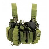 ACM CHEST RIG M4 - OLIVE DRAB