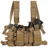 ACM CHEST RIG M4 - TAN