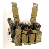 ACM CHEST RIG M4 - MULTICAM
