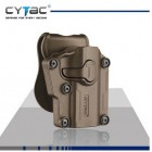CYTAC UNIVERSAL HOLSTER - DARK EARTH
