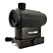 RACCOON T1 QD RED DOT - BLACK