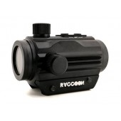RACCOON T1RC RED DOT - BLACK