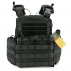 CONQUER APC PLATE CARRIER FULL SET - BLACK