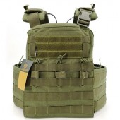 CONQUER APC PLATE CARRIER FULL SET - OLIVE DRAB