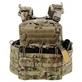 CONQUER APC PLATE CARRIER FULL SET - MULTICAM