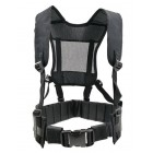 ACM D119 HARNESS AND MOLLE BELT COMBO - BLACK