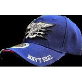 ACM BASEBALL CAP NAVY SEAL - NAVY BLUE