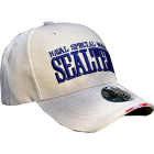 ACM BASEBALL CAP SEAL TEAM - TAN