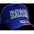 ACM BASEBALL CAP SEAL TEAM - NAVY BLUE
