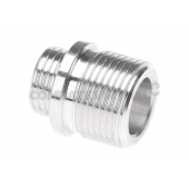 AW CUSTOM THREAD ADAPTER - SILVER