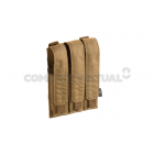 INVADER GEAR MP5 TRIPLE MAG POUCH - COYOTE