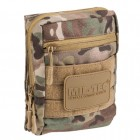 MILTEC POUCH W.HOOK&LOOP BACKSIDE MULTICAM