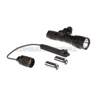 STREAMLIGHT LANTERNA PROTAC RAIL MOUNT HL X BLACK