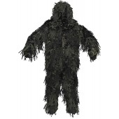 "MFH GHILLIE 3D ""CHACAL"" WOODLAND"