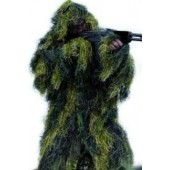 MILTEC GHILLIE PARKA 'ANTI FIRE' W/L