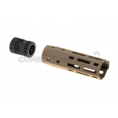 ARES 145MM M-LOK HANDGUARD SET TAN