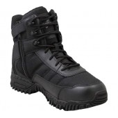 "ALTAMA BOTAS 6"" VENGEANCE SR SIDE-ZIP - BLACK"