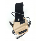 EARMOR TACTICAL HEARING PROTECTION EAR-MUFF - M32 MOD3-CB